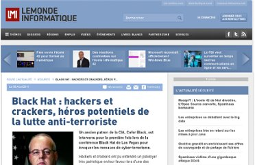 http://www.lemondeinformatique.fr/actualites/lire-black-hat-hackers-et-crackers-heros-potentiels-de-la-lutte-anti-terroriste-34353.html