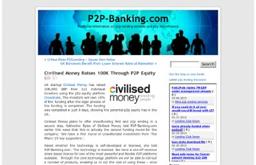 http://www.wiseclerk.com/group-news/countries/uk-civilised-money-raises-100k-through-p2p-equity/