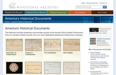 http://www.archives.gov/historical-docs/
