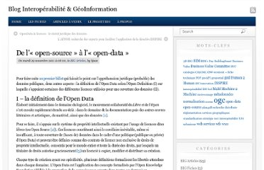 http://georezo.net/blog/geointerop/2011/11/29/de-l-open-source-a-l-open-data/