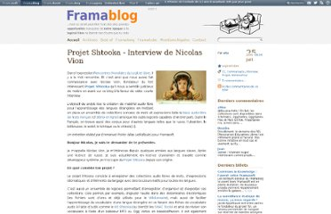 http://www.framablog.org/index.php/post/2009/07/25/projet-shtooka-audio-langue-libre