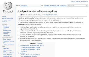 http://fr.wikipedia.org/wiki/Analyse_fonctionnelle_(conception)