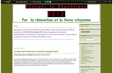 http://changerlarepublique.over-blog.com/article-la-democratie-maintenant-le-manifeste-espagnol-traduit-74343129.html