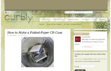 http://www.curbly.com/users/diy-maven/posts/680-how-to-make-a-folded-paper-cd-case