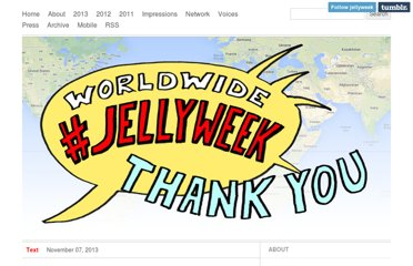 http://jellyweek.tumblr.com/