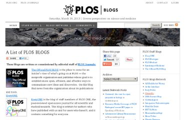 http://blogs.plos.org/blogosphere/