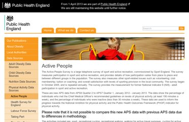 http://www.noo.org.uk/data_sources/physical_activity/activepeople