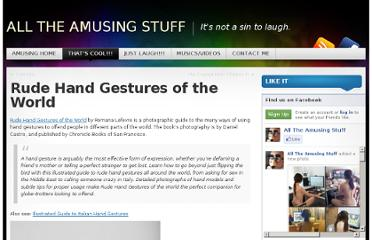 http://alltheamusingstuff.com/2011/12/rude-hand-gestures-of-the-world/