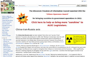 http://www.sourcewatch.org/index.php?title=China-Iran-Russia_axis