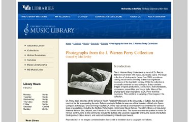 http://library.buffalo.edu/libraries/units/music/exhibits/perry/index.html