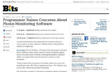 http://bits.blogs.nytimes.com/2011/12/01/programmer-raises-concerns-about-phone-monitoring-software/