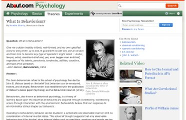 http://psychology.about.com/od/behavioralpsychology/f/behaviorism.htm