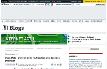 http://internetactu.blog.lemonde.fr/2011/12/02/open-data-lavenir-de-la-reutilisation-des-donnees-publiques/#xtor=RSS-3208001