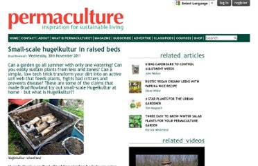 http://www.permaculture.co.uk/readers-solutions/small-scale-hugelkultur-raised-beds