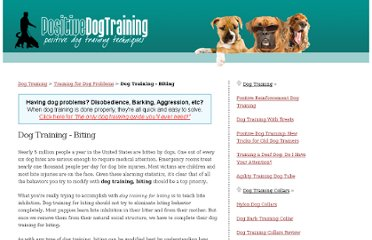 http://www.positivedogtraining.org/article/dog-training-biting/