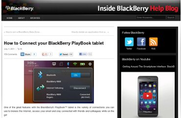 http://helpblog.blackberry.com/2011/07/how-to-connect-your-blackberry-playbook-tablet/