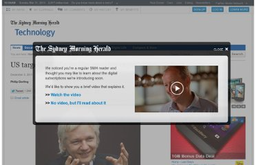 http://www.smh.com.au/technology/technology-news/us-targets-wikileaks-like-no-other-organisation-20111202-1obeo.html