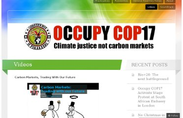 http://occupycop17.org/videos/