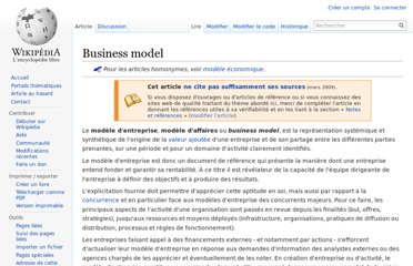 http://fr.wikipedia.org/wiki/Business_model