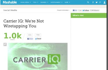 http://mashable.com/2011/12/02/carrier-iq-statement/