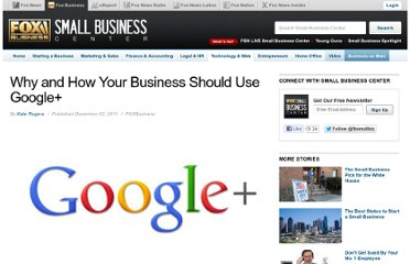 http://smallbusiness.foxbusiness.com/technology-web/2011/12/02/why-and-how-your-business-should-use-google/