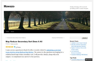 http://pkghosh.wordpress.com/2011/04/13/map-reduce-secondary-sort-does-it-all/