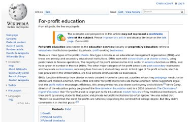 http://en.wikipedia.org/wiki/For-profit_education