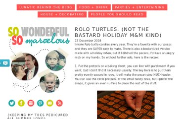 http://www.sowonderfulsomarvelous.com/2008/12/rolo-turtles-not-bastard-holiday-m-kind.html