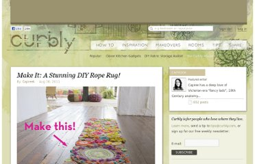http://www.curbly.com/users/capreek/posts/11098-make-it-a-stunning-diy-rope-rug