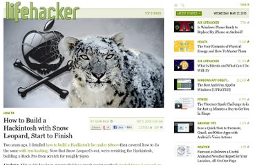 http://lifehacker.com/5351485/how-to-build-a-hackintosh-with-snow-leopard-start-to-finish