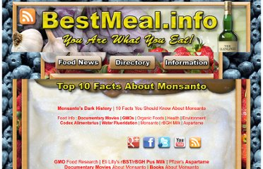 http://bestmeal.info/monsanto/facts.shtml