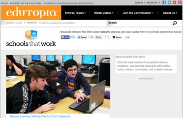 http://www.edutopia.org/schools-that-work