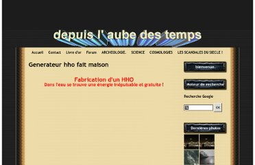 http://depuislaubedestemps.e-monsite.com/pages/science/generateur-hho-fait-maison.html