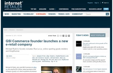 http://www.internetretailer.com/2011/09/12/gsi-commerce-founder-launches-new-e-retail-company
