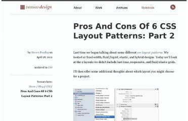 http://www.vanseodesign.com/css/css-layout-patterns-part-2/