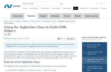 http://www.asp.net/mvc/tutorials/older-versions/views/using-the-tagbuilder-class-to-build-html-helpers-cs
