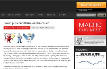 http://www.macrobusiness.com.au/2011/12/capitalism-as-neurisos/