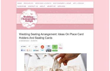 http://weddingphotography.com.ph/9137/wedding-seating-arrangement-ideas-place-card-holders-seating-cards/