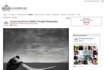 http://www.mymodernmet.com/profiles/blogs/conserving-africas-wildlife-through-photography