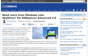http://betanews.com/2011/10/20/need-more-from-windows-live-skydrive-try-sdexplorer-advanced-3-5/