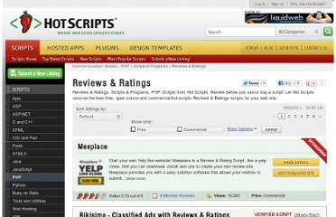 http://www.hotscripts.com/category/scripts/php/scripts-programs/reviews-ratings/