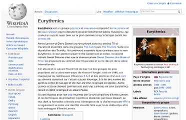 http://fr.wikipedia.org/wiki/Eurythmics
