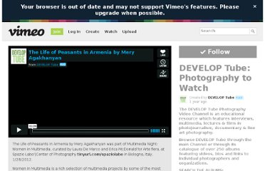 http://vimeo.com/channels/developphoto