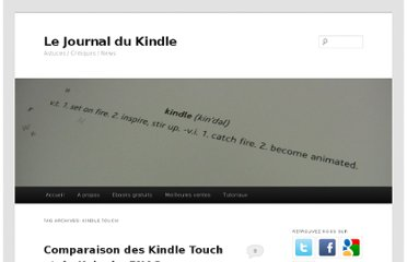 http://lejdk.com/tag/kindle-touch/