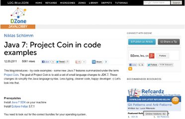 http://java.dzone.com/articles/java-7-project-coin-code