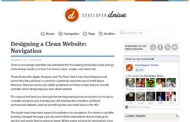 http://www.developerdrive.com/2011/11/designing-a-clean-website-navigation/