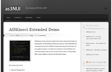 http://www.as3nui.com/airkinect-extended-demo/