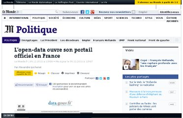 http://www.lemonde.fr/politique/article/2011/12/05/l-open-data-ouvre-son-portail-officiel-en-france_1613302_823448.html#xtor=RSS-3208001