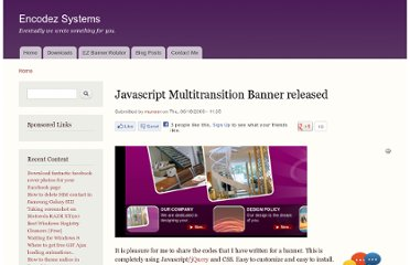 http://www.encodez.com/blog/2009/06/javascript-multitransition-banner