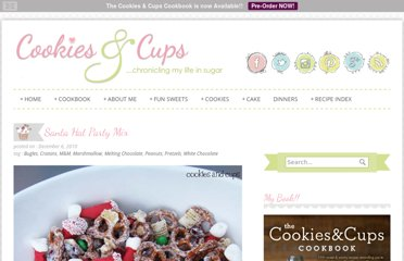 http://cookiesandcups.com/santa-party-mix/